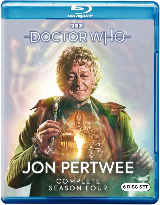 Doctor Who: The Collection – Jon Pertwee Season 4
