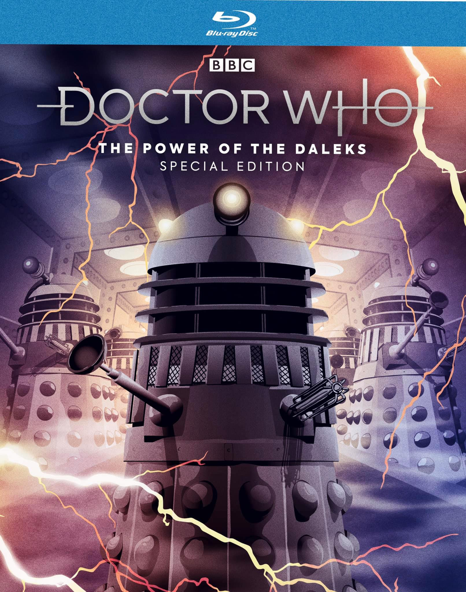 The Power of the Daleks Special Edition Blu Ray