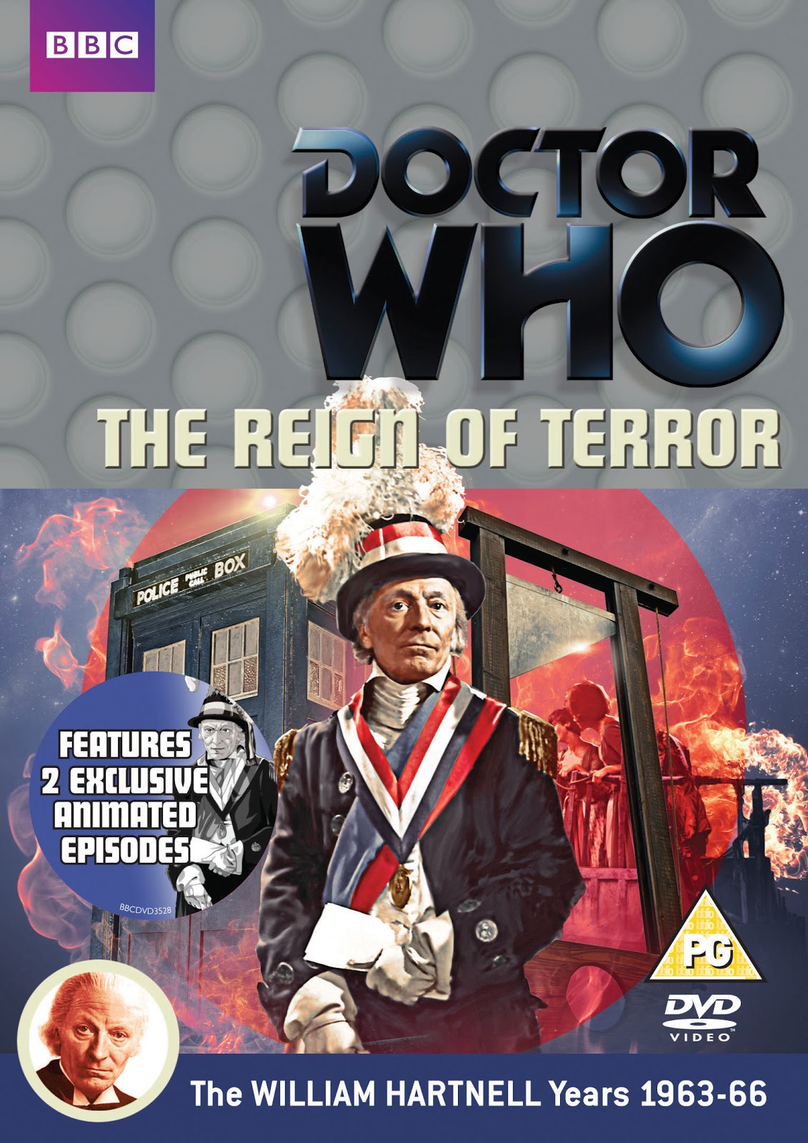 The Reign Of Terror DVD