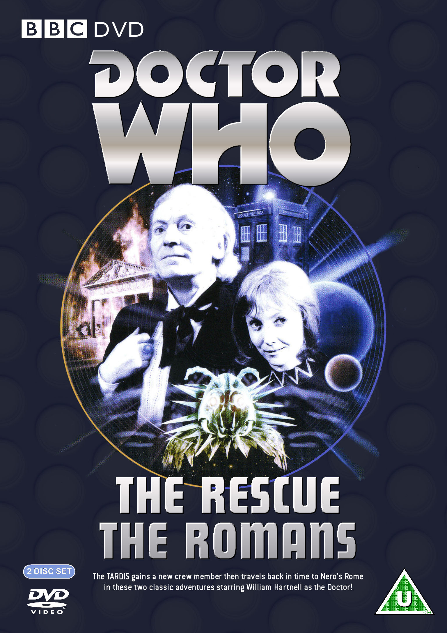The Rescue and the Romans DVD