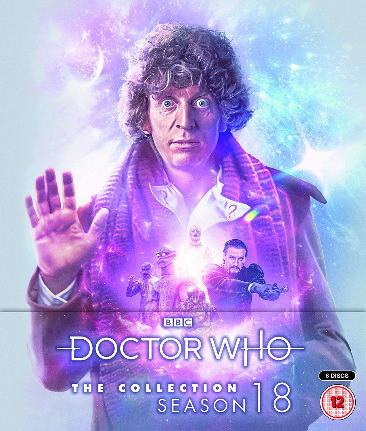 Doctor Who - The Collection: Season 18 Blu-ray