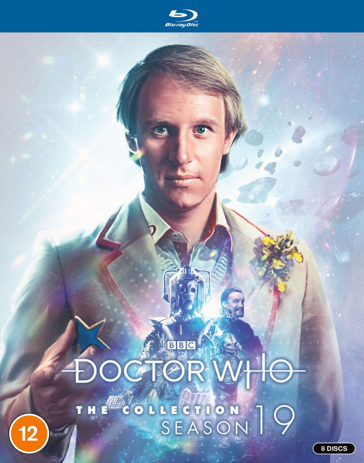 Doctor Who: The Collection – Season 19 Standard