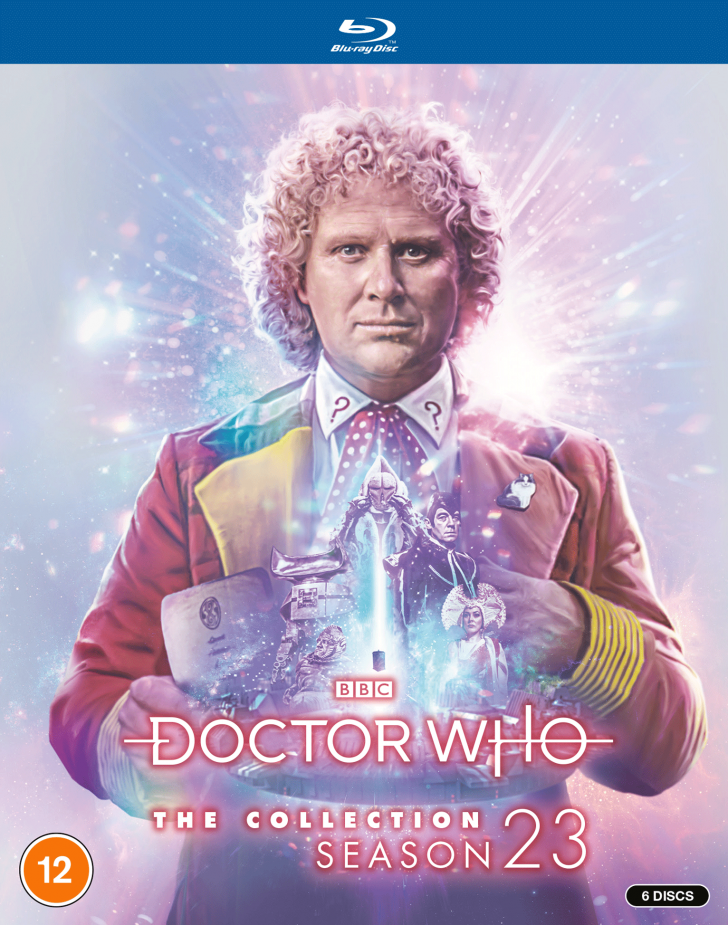 Doctor Who: The Collection – Season 23 Standard