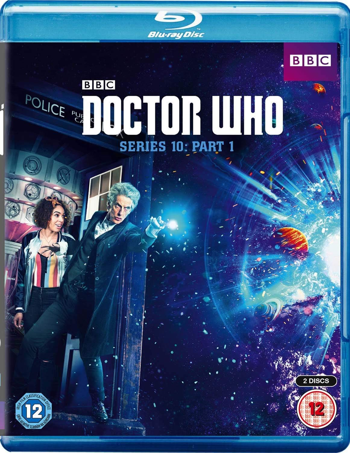 Series 10 Volume 1 BluRay