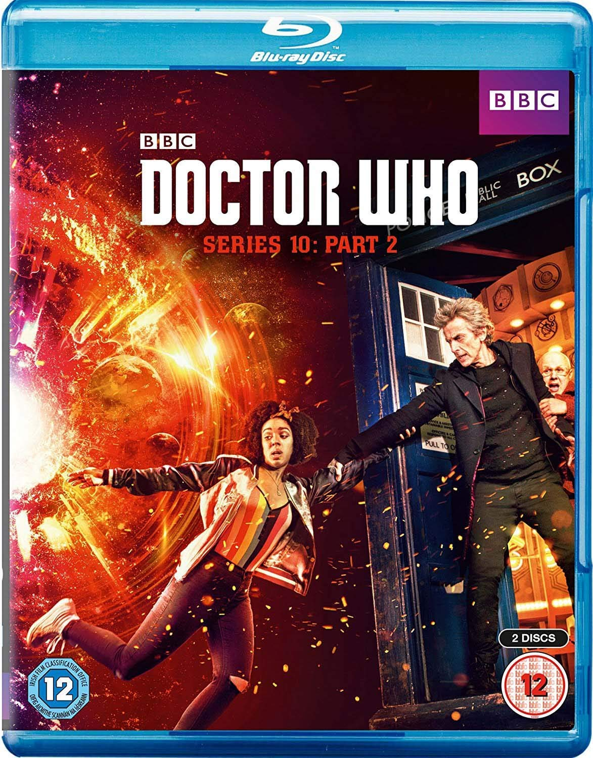 Series 10 Part Two BluRay