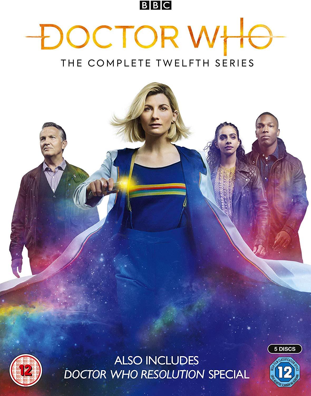 Series Blu Ray DVD