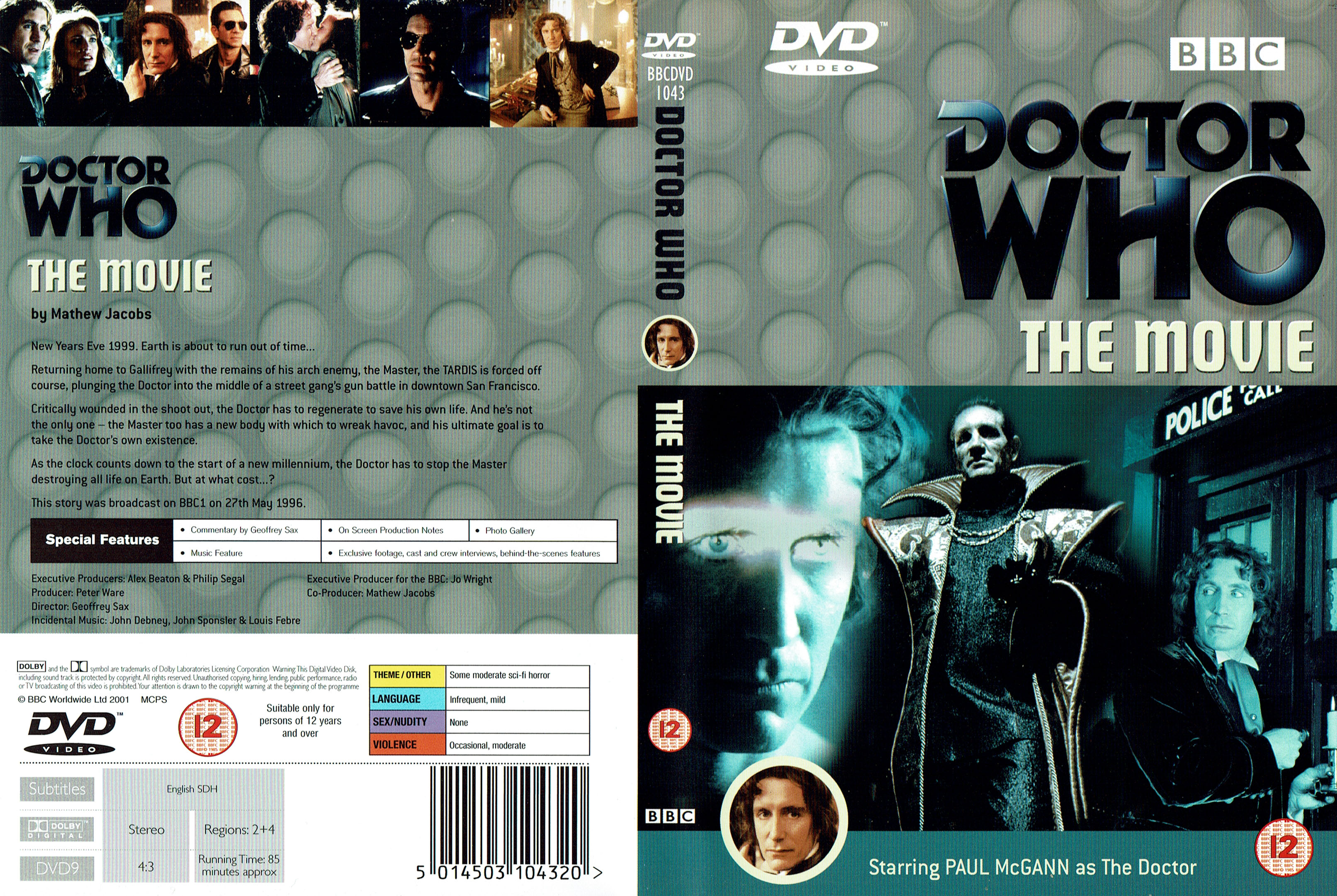 The TV Movie DVD