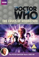 The Caves Of Androzani Special Edition cover
