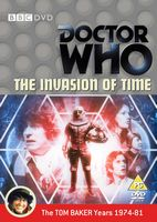 The Invasion Of Time DVD