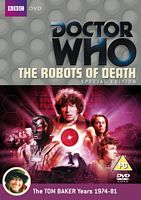 The Robots Of Death Special Edition cover