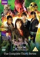 Season Three  DVD Cover