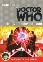 The Androids of Tara cover
