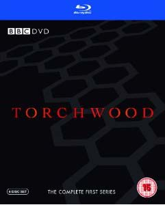 Torchwood Season 1 DVD