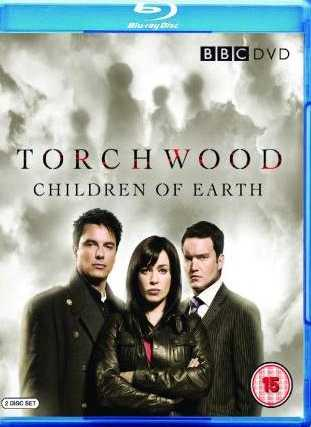 Children of Earth Blu Ray