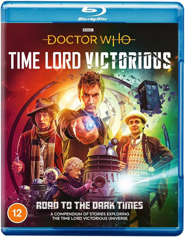 Timelord Victorious Blu Ray