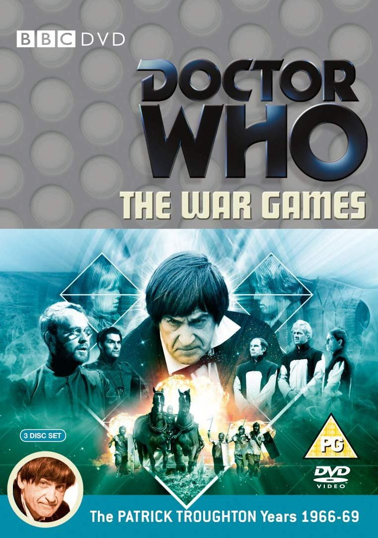 The War Games DVD