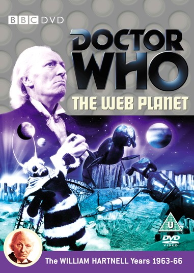 The Web Planet DVD