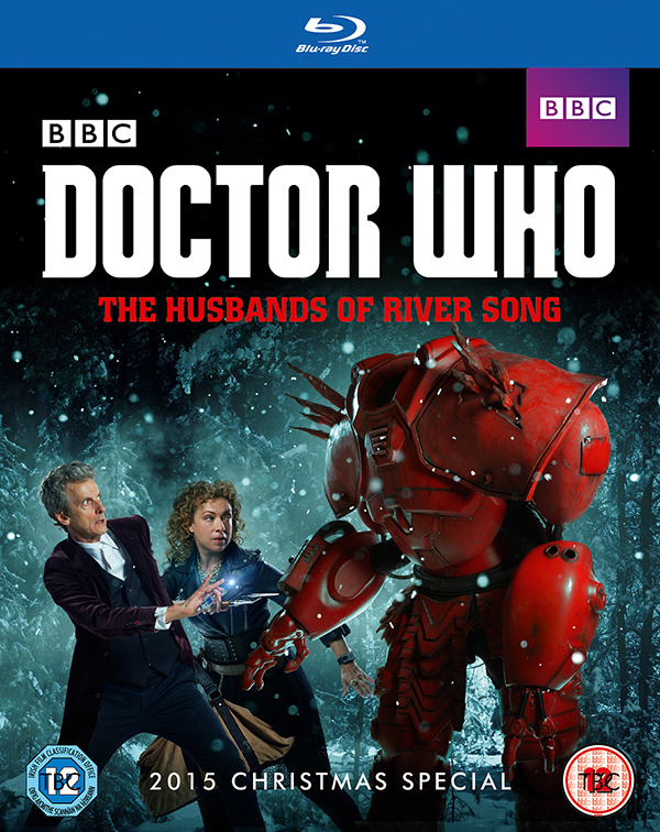 The Husbands Of River Song Blu Ray