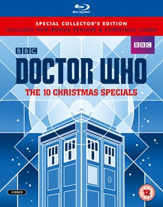 The Complete Christmas Specials Blu Ray Box Set