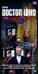 The Complete Christmas Specials USA Box Set