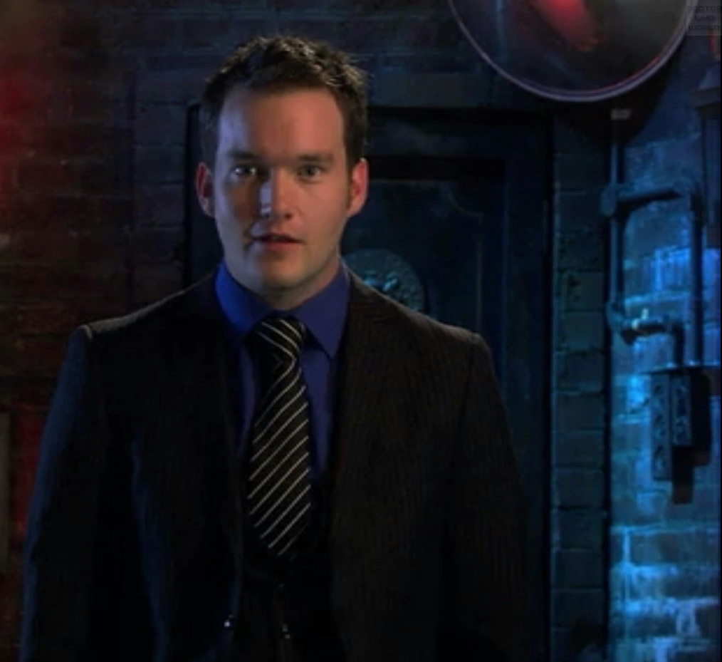 Ianto Jones in To The Last Man