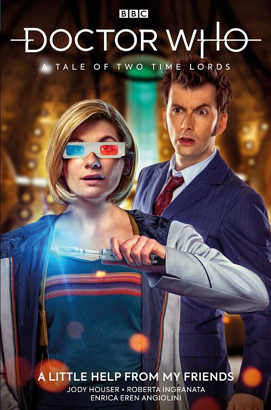 A Tale of Two Time Lords (Doctor Who: The Thirteenth Doctor: Year 2)