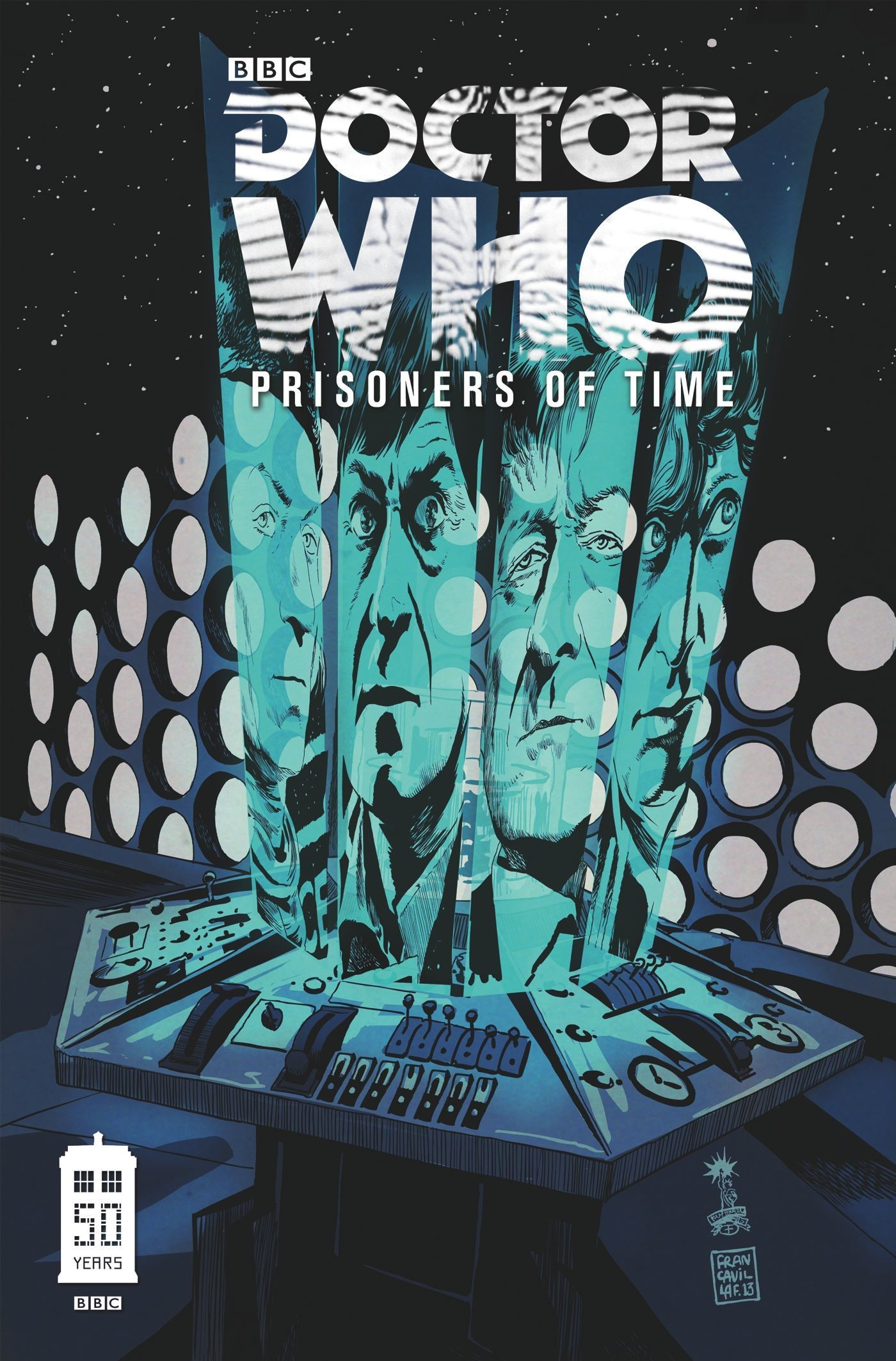Prisoners of Time 12