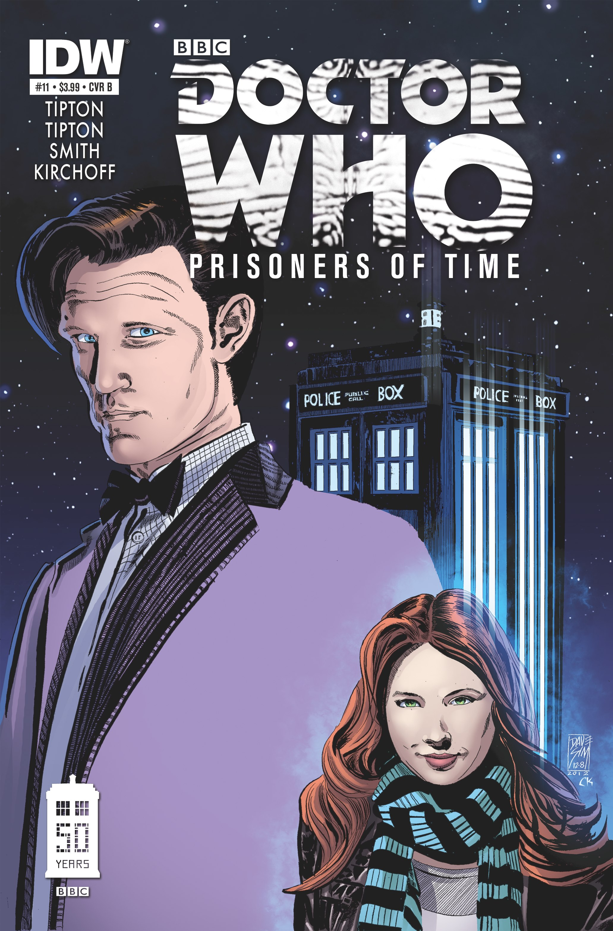 Prisoners of Time 11