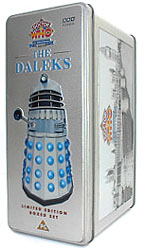 Remembrance Of The Daleks & The Chase