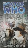 The Invasion Of Time VHS