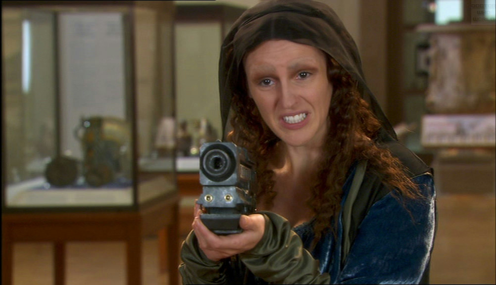 Mona Lisa's Revenge
