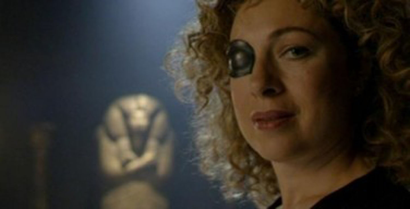 The Wedding of River Song Prequel