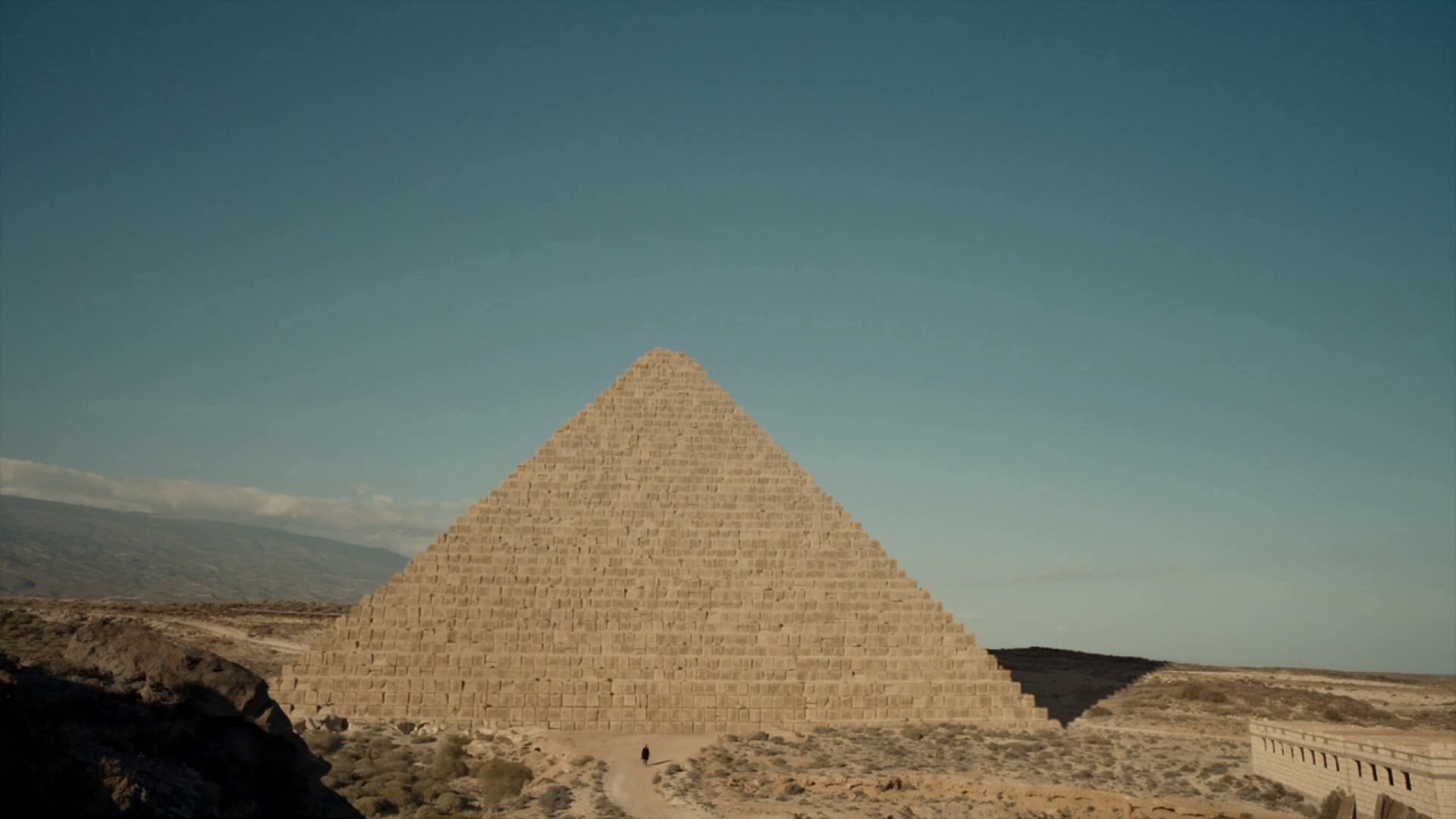 The Pyramid at the End of the World