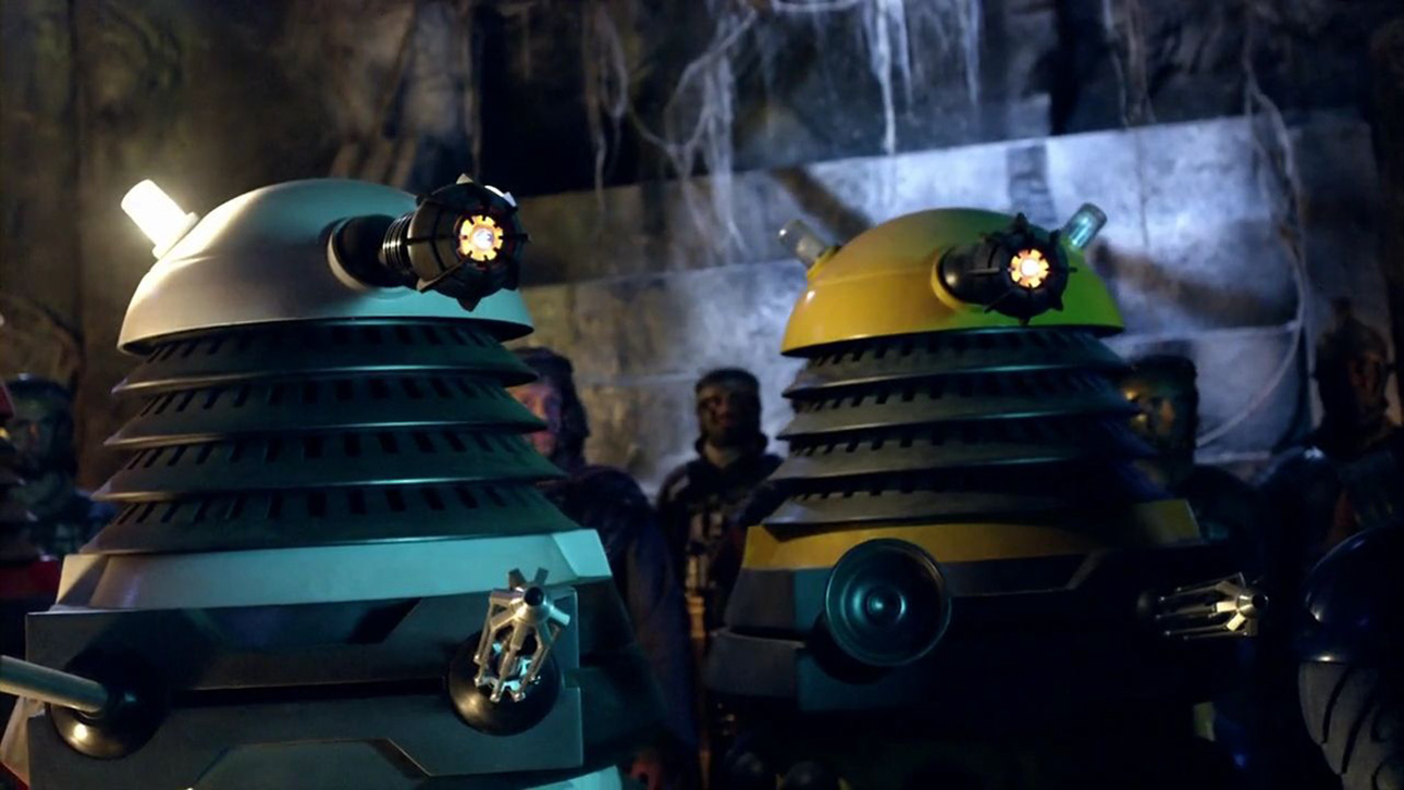 Victory of the Daleks