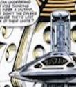 Beige TARDIS