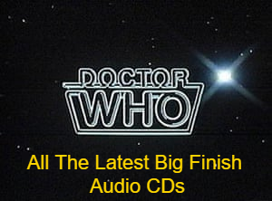 Doctor Who Big Finish releases