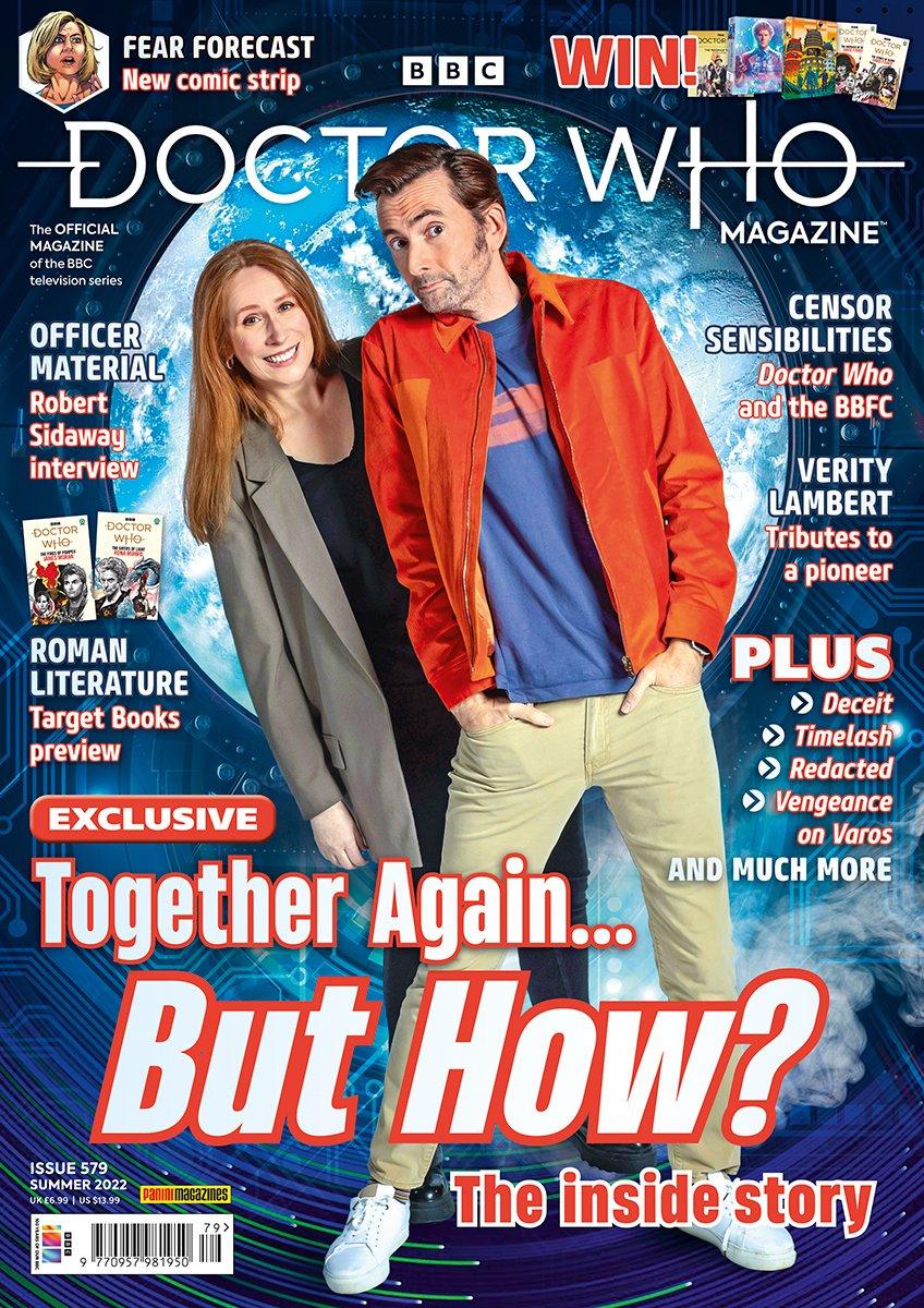 Doctor Who Magazine 566
