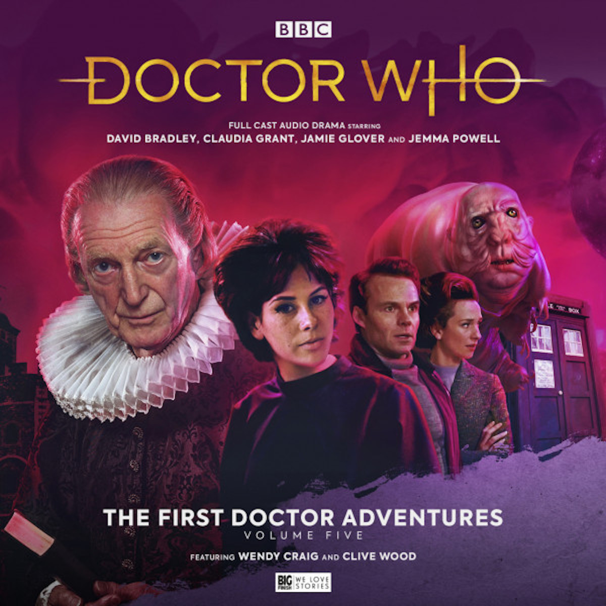 The First Doctor Adventures Volume 5