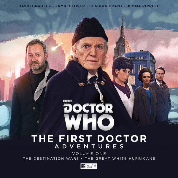 The First Doctor Adventures Volume 1