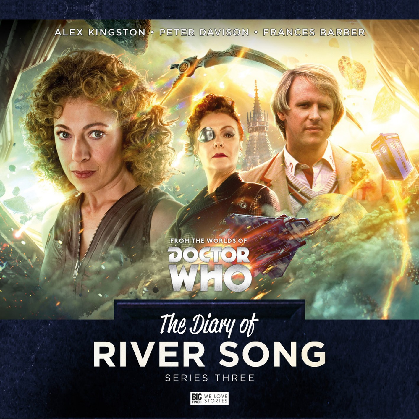 The Diary of River Song Series 3
