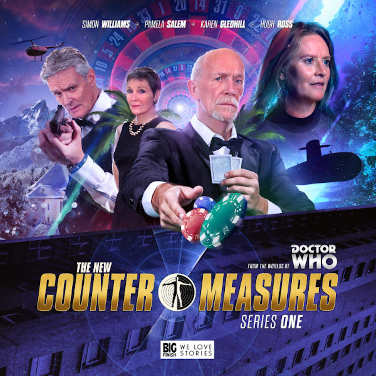 The New Counter Measures Series 1