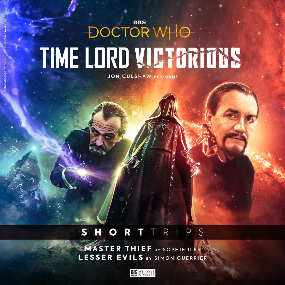 Time Lord Victorious: Short Trips: Master Thief / Lesser Evils