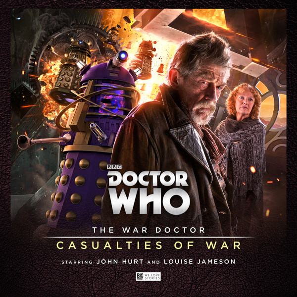 The War Doctor Volume 04: Casualties of War