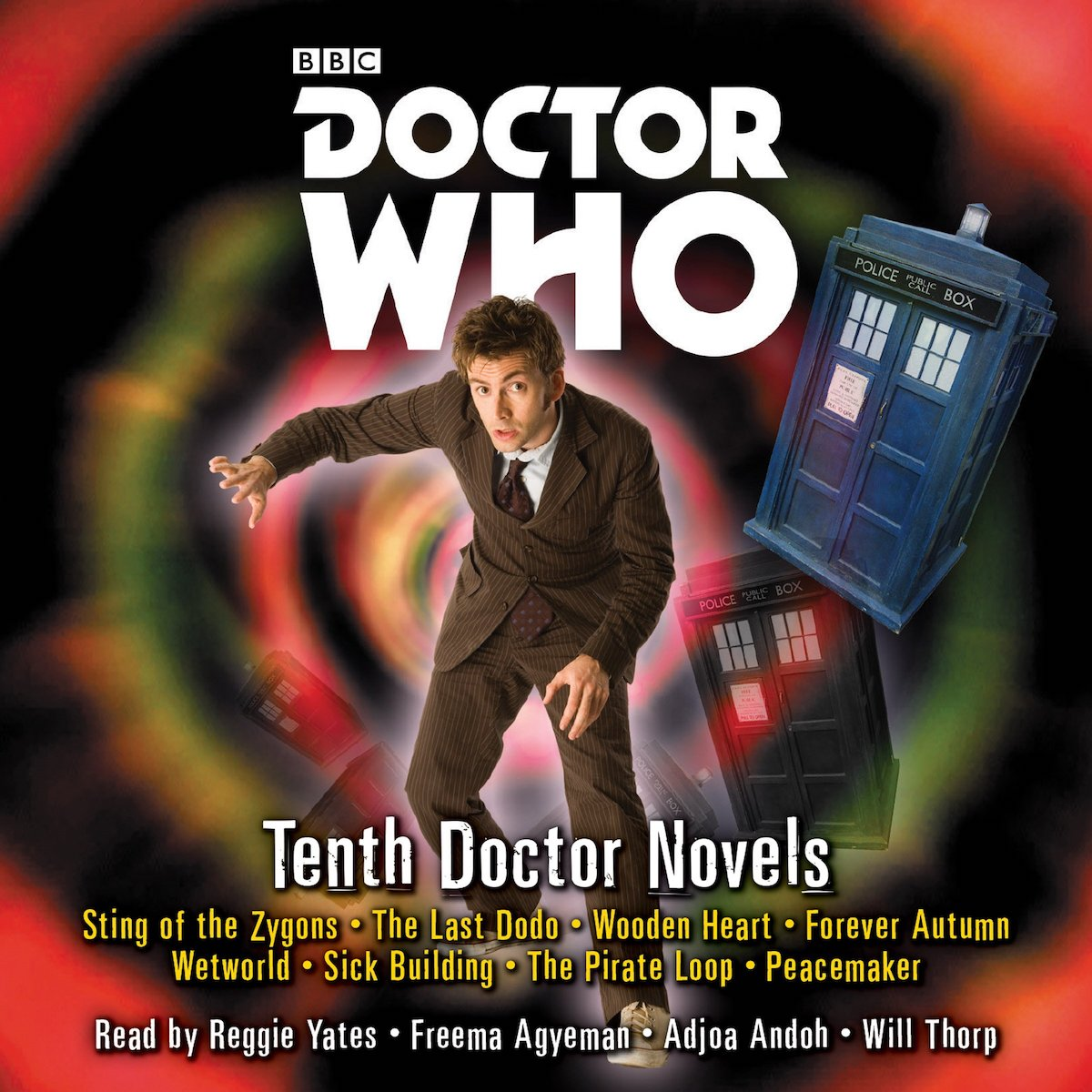 Tenth Doctor Novels Volume 1