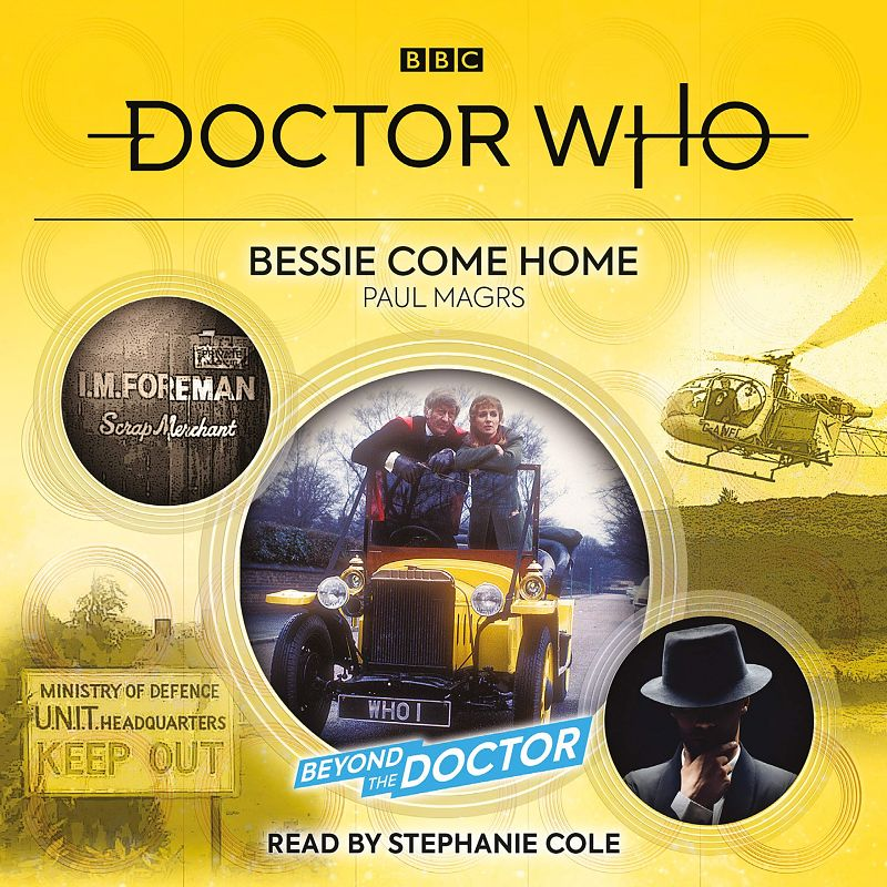 Beyond The Doctor Bessie Come Home