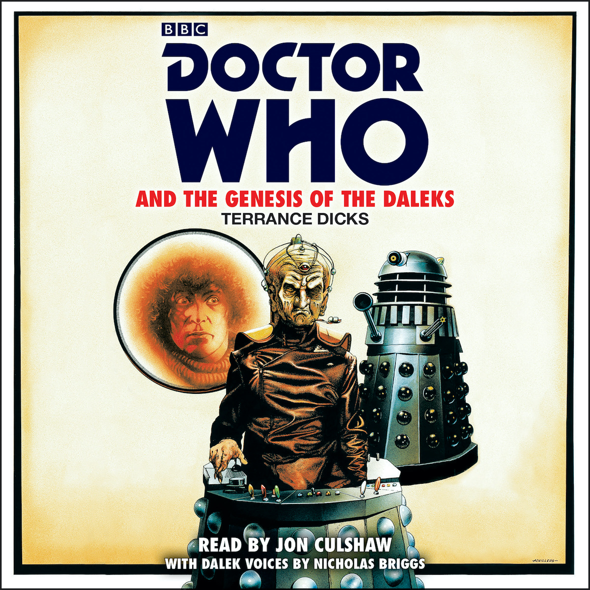 Doctor Who and the Genesis of the Daleks (novel reading)