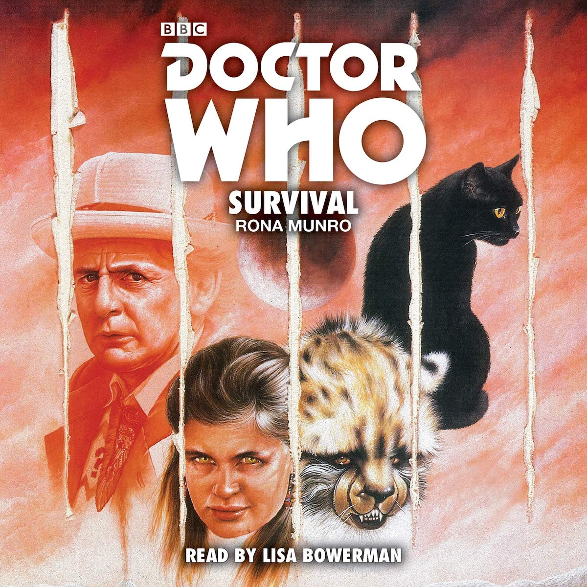 Doctor Who Survival Novel Reading