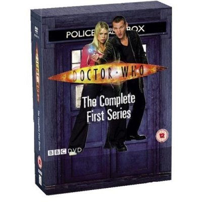First Series DVD Cover
