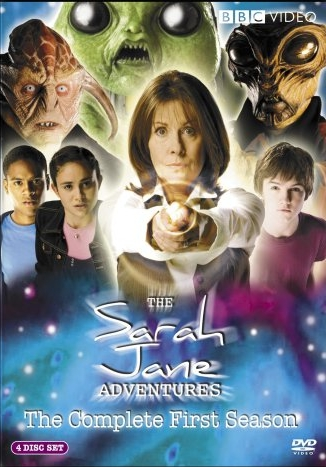 Sarah Jane Adventures Season 1 DVD