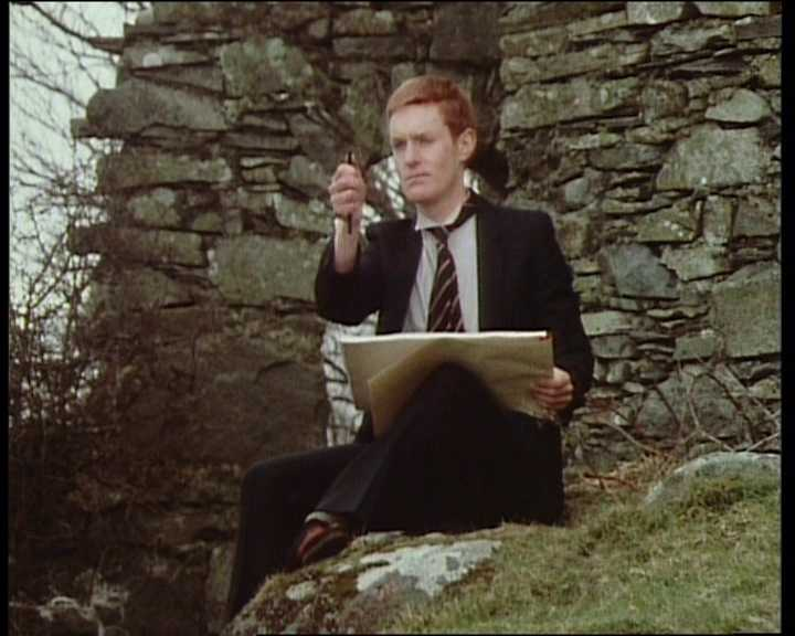 Turlough as in the Five Doctors